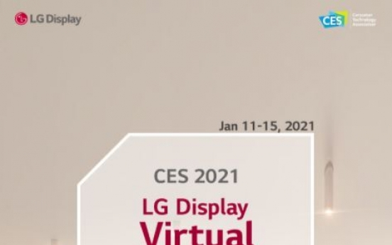 LG Display to recast display in contactless new norm at CES 2021