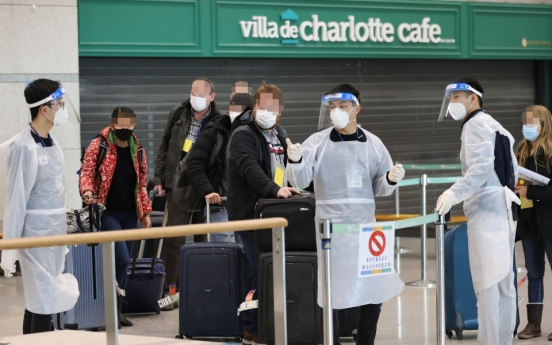 S. Korea past 3rd peak of pandemic, tougher curbs in place against foreign arrivals