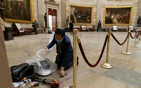 [Newsmaker] Korean American lawmaker helps 'clean up' tarnished US Capitol
