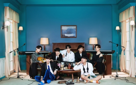 BTS' 'Map of the Soul: 7' tops physical album sales in US in 2020: report