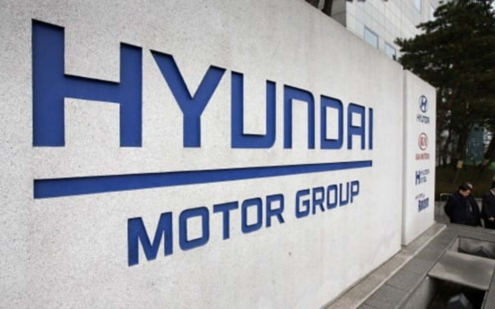 Hyundai shares soar on Apple car talks reports
