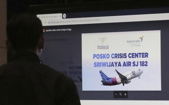 [Newsmaker] Indonesia jet carrying 62 goes missing on domestic flight