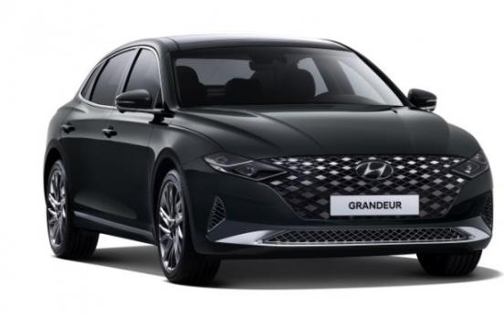Hyundai Motor's sedan Grandeur racks up 2 million unit sales