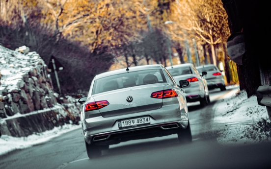 [Behind the Wheel] No surprises with VW's solid new Passat GT