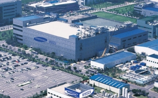Samsung SDI to reinforce safety for defective battery cells