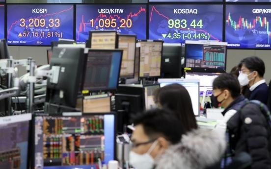 Seoul stocks open sharply higher on Samsung, Hyundai Motor surge