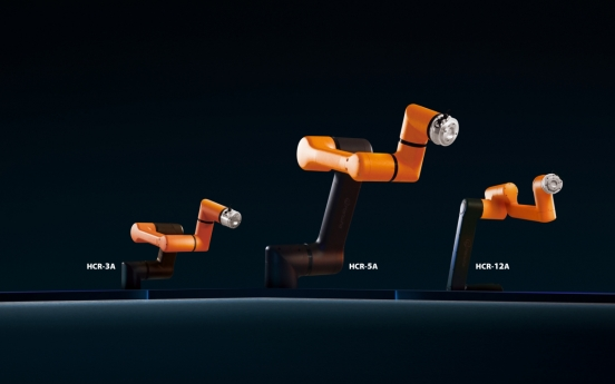 Hanwha launches new collaborative robots to target $1b market
