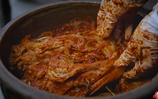 Chinese YouTuber Li Ziqi's kimchi-making video sparks controversy