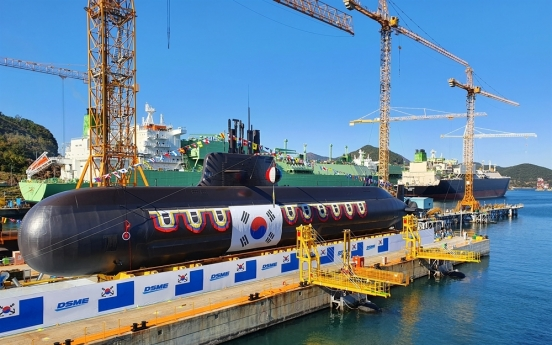 In-depth analysis needed to decide development of nuke-powered submarine: Seoul ministry
