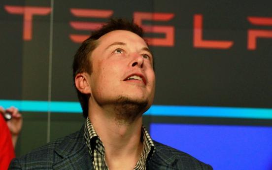 A US stock soared 1,100% on Elon Musk's tweet