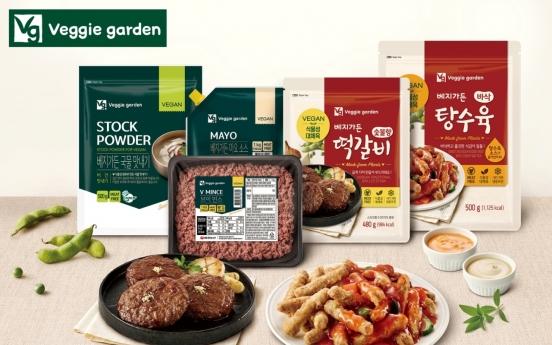 Nongshim expands vegan brand Veggie Garden