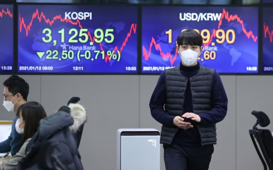 [Market Close-up] Kospi's dizzy new heights: Asset bubble or market reality?