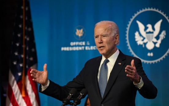 [Newsmaker] Biden must act quickly before N. Korea creates crisis: think tank