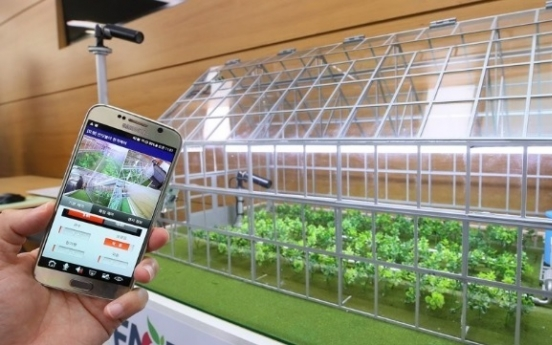 S. Korea to invest over W380b in smart farm tech through 2027