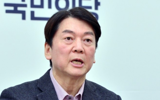 [Herald Interview] Ahn gunning for power transition