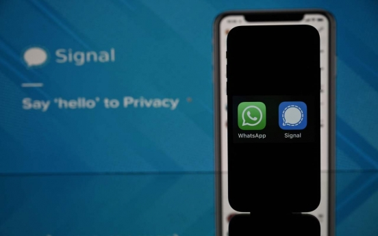 Telegram, Signal user numbers soar after WhatsApp's controversial privacy update