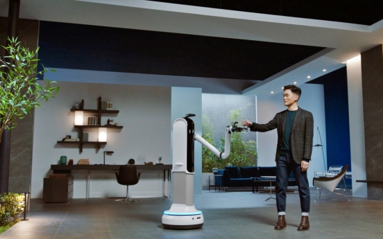[CES 2021] More Robots and AI from South Korean tech giants at CES 2021
