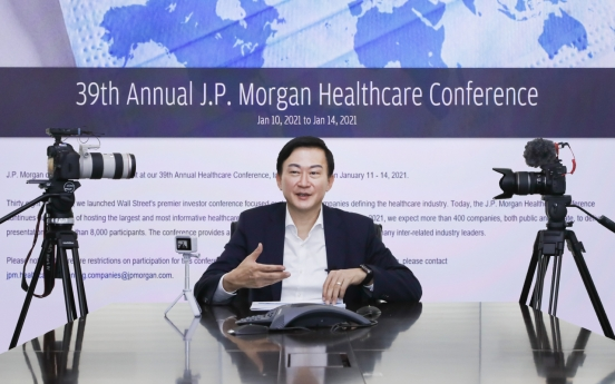 Samsung Biologics' new CEO lays out vision for next decade