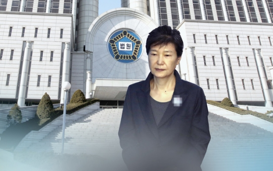 Supreme Court to render final verdict in ex-President Park's corruption case