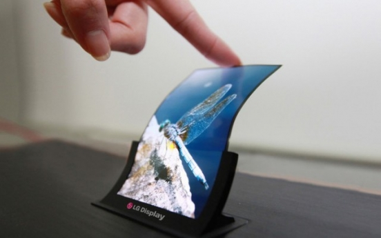 LG, Samsung spearhead OLED patents in South Korea