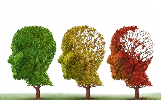 Half of Alzheimer's patients show mild symptoms of dementia