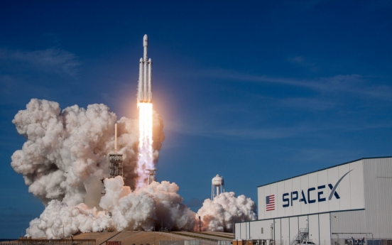 Nexon's holding company invests $16m in Elon Musk's SpaceX