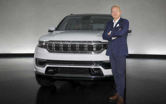 Jeep pins hope on bigger, luxury lineup to surpass 10,000 sales mark in Korea