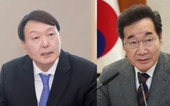 Gyeonggi Governor tops poll of presidential hopefuls