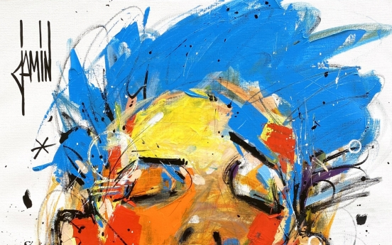 French artist David Jamin's portraits of human soul comfort viewers