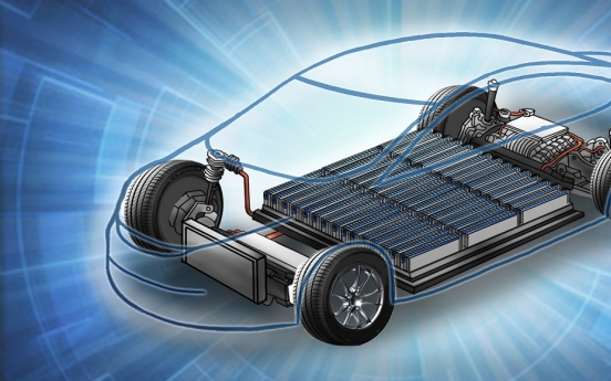S. Korea's rechargeable battery exports gain for 5th year in 2020