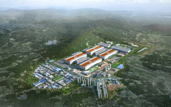 Mayor Baek Kun-ki transforms Yongin into a hub for semiconductors