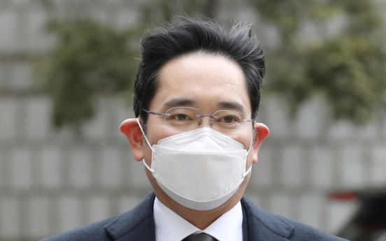 Samsung heir sent back to jail