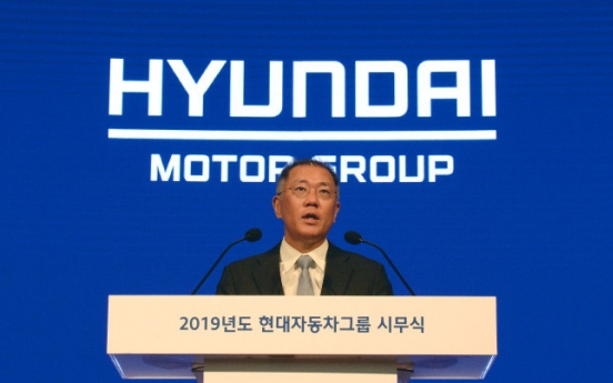 Hyundai Motor chairman sees March stock buy triple in value