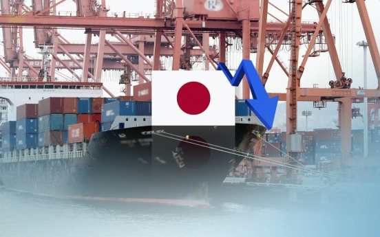 S. Korean exports to Japan dip 11.7% in 2020 on pandemic