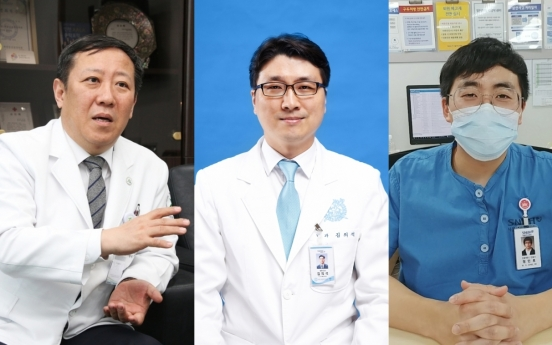 [Herald Interview] Front-liners who treated first COVID-19 patients look back on experience