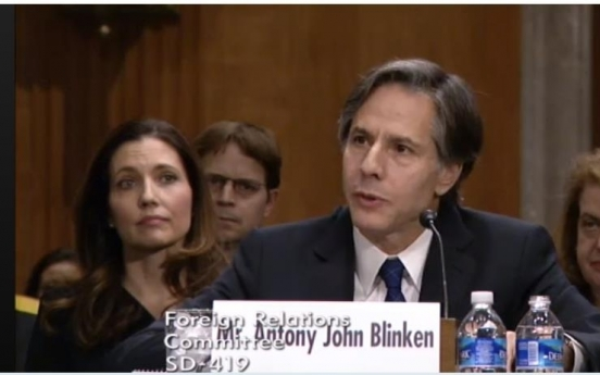 Blinken says US is 'better positioned' to deal with N. Korea when working with allies