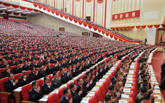 N. Korea tightens antivirus campaign as party congress, military parade end