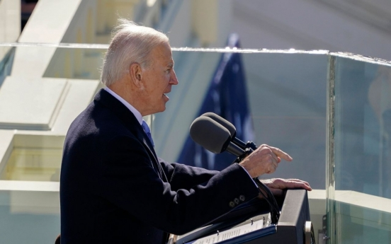 Biden's speech signals better ties with Seoul, less drama with Pyongyang