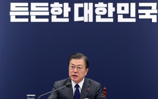 Moon reaffirms commitment to engagement with North Korea