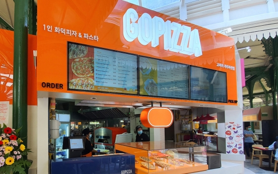 Gopizza achieves monthly sales of W100m in Singapore