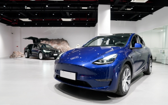 Korean investors hold $7.8b of Tesla stocks