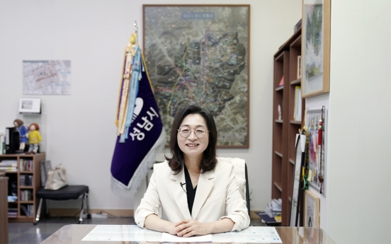 'Woman of steel' charts a new course for Seongnam