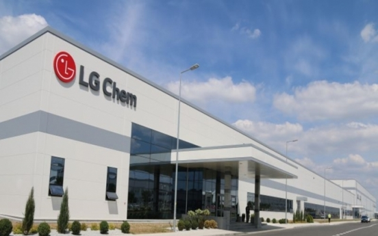Foreign investors still strong buyers of LG Chem shares