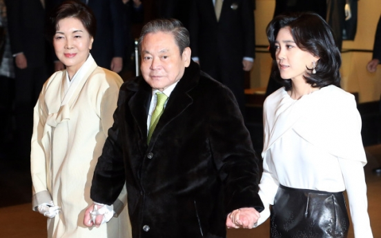 [Feature] Late Samsung Chairman Lee Kun-hee's art collection out for appraisal