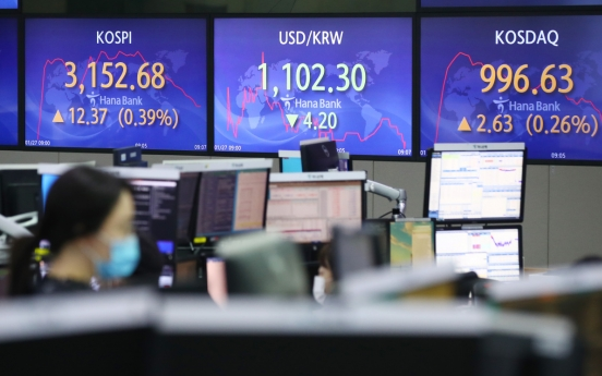 Seoul stocks tread water ahead of US Fed meeting