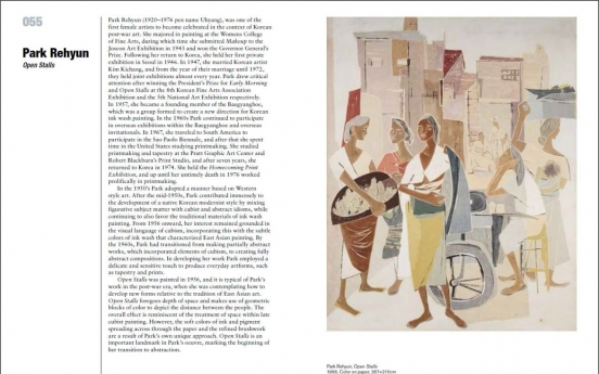 National Museum of Modern and Contemporary Art publishes English-language book on its collection