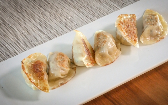 [Diana's Table] Korean dumplings or mandu