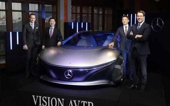 Mercedes-Benz Korea plans to launch 9 new models including 2 EVs