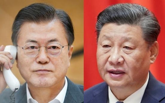 Moon's tough job of striking balance between US, China
