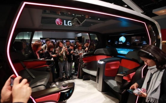 LG Electronics collaborating with Qualcomm to develop 5G automotive platforms: exec